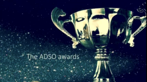 ADSO Awards trophy
